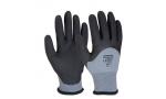 Mănuși nylon cu aplicații din latex HPT ICE