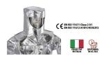 Capison aluminizat V1KA C