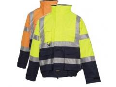 Jachetă cu căptușeală fixă Cosi 630020FYN (Galben/Bleumarin)