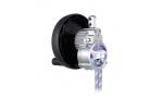 Dispozitiv de salv.automat. functie de ridicare, coarda 100m, carab 227 la ambele capete