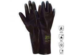 Mănuși de protecție BLACK DEFENDER