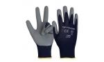 Mănuși tricotate nylon LATEXGRIP
