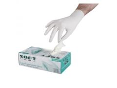 Mănuși latex nepudrate, SOFT