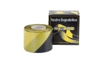 Banda pentru delimitare si semnalizare TAPE  galben/negru