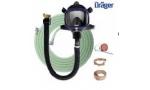 Sistem de respirat cu aducțiune de aer proaspat, furtun 10m, 6500EKATSU-10