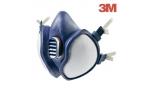 Semimasca cu 2 filtre integrate 3M cat.FFA2P3D
