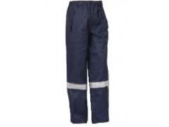 Pantaloni cu căptușeală fixă Bordeaux 790003 (Bleumarin)