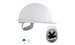 Cască de protecție pentru metalurgisti INAP PCG:  A