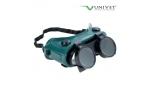 Ochelari de protectie cu lentila de sticla pentru sudori DUO 8104