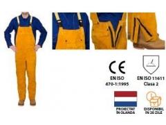 Pantaloni șpalt pentru sudori, 44-2648-XL