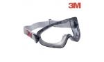 Ochelari de protectie tip goggle, fara aerisire, lentila din acetat 3M PREMIUM