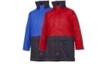 Jachetă Fjord Duo 620019RN (Roșu/Bleumarin)