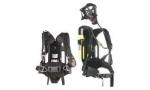 Aparat protecție respiratorie autonom, presiune pozitivă, 2butelii, PSS 5000-PP-2B