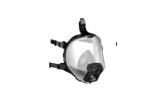Mască integrală cu 1 filtru, vizor policarbonat, Panarea-7000