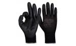 Mănuși de protecție SENSOR BLACK