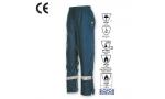 Pantaloni ignifugati, antistatici, impermeabili EKOFISK (Siopor)