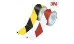Banda adeziva pentru marcare 3M, galben/negru